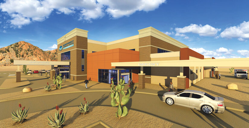 Northwest Medical Center Sahuarita - Opening Fall 2020